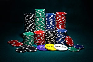 Poker Chips Image